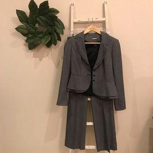 [White House Black Market] Blazer & Pant Suit Set